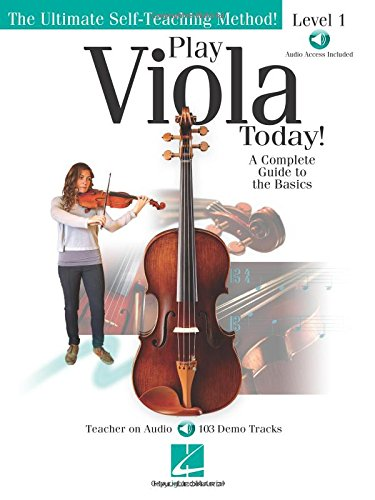 (Play Viola Today: A Complete Guide to the Basics (The Ultimate Self-teaching Method!))