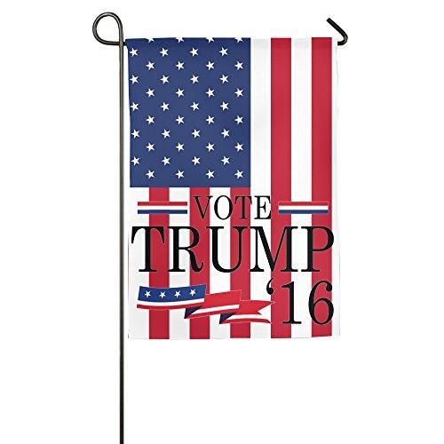 garden-flags-vote-trump-2016