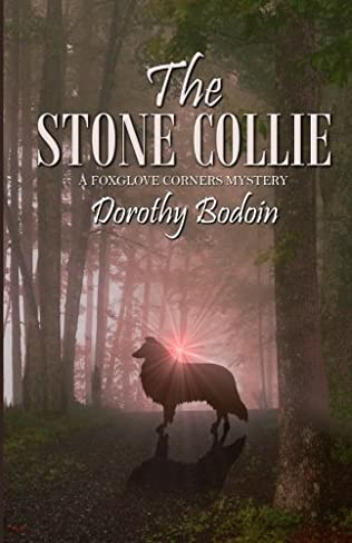 book cover of The Stone Collie
