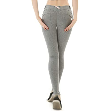 Top Shishang Pantalones de Yoga para Mujer Pantalones de ...