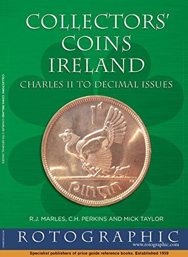 Collectors' Coins Ireland: 1660 - 2000 2015