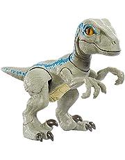 Mattel GFD40 Jurassic World Oervriendje Blue