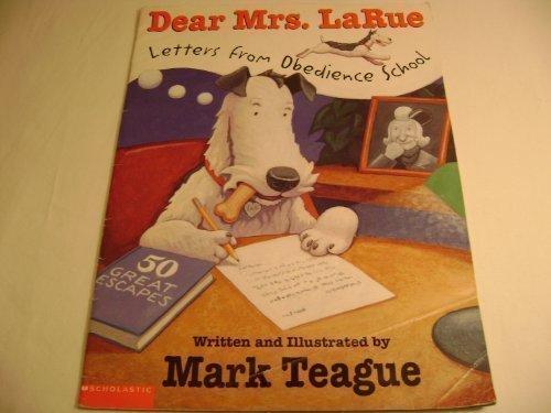 Download Dear Mrs.LaRue;Letters from Obedience School pdf