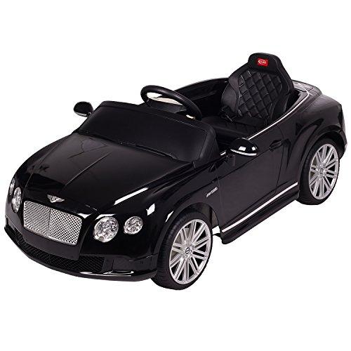 Bentley Kids Electric Cars Licensed 6v 12v Kids Bentleys: Licensed Bentley Ride On Car