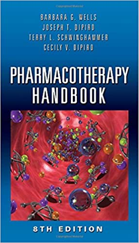 Pharmacotherapy handbook eighth edition 9780071748346 medicine pharmacotherapy handbook eighth edition 8th edition fandeluxe Choice Image