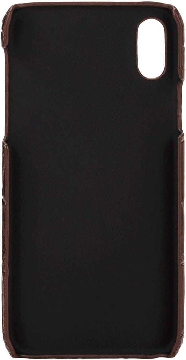 Liebeskind Berlin Damen Ally Group Mobile Case Iphonex Taschenorganizer 0,8x14,8x7,5 cm Doe Braun
