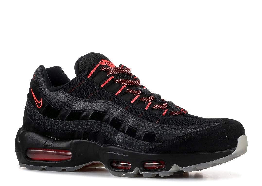 MultiCouleure (noir Infrarouge 001) 42 EU Nike Air Max 95, Chaussures de Fitness Homme