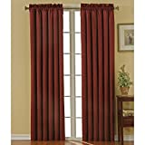 eclipse curtains kohls Eclipse Thermaback Eclipse Thermaback Canova Blackout Window Panel