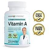 Dr. Dzugan's ADVANCED Vitamin A Formula :: GMP Certified, Gluten Free! :: 10,000IU 100 Softgels :: Skin Health, Eye Health, Antioxidant Review