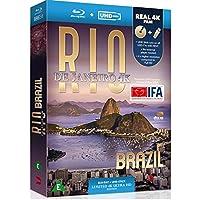 Rio De Janeiro, Brazil 4K UHD STICK+BLURAY [Blu-ray] [Region Free]