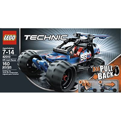 LEGO Technic 42010 Off-Road Racer: Toys & Games