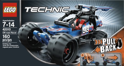 LEGO Technic 42010 Off-Road Racer