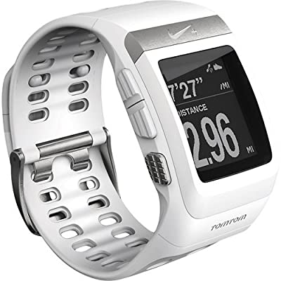 Nike+ SportWatch GPS Powered by TomTom - White/Silver