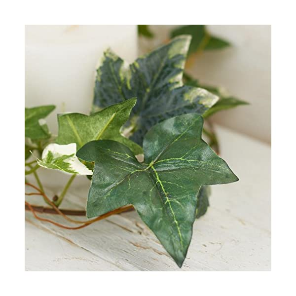 Factory-Direct-Craft-12-Feet-of-Artificial-Mixed-Ivy-Vine-Garland-for-Home-Decor-and-Displaying