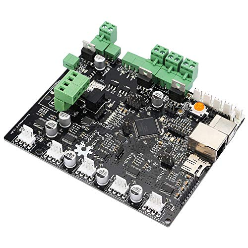 Zamtac 1 Piece of 3D Printer Smoothieboard 5X V1.0 ARM Open Source Board para CNC-SCLL - (Size: -, Color: Black) by GIMAX (Image #3)