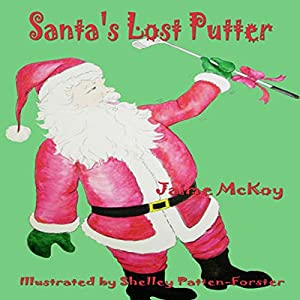 Santa's Lost Putter Audiobook