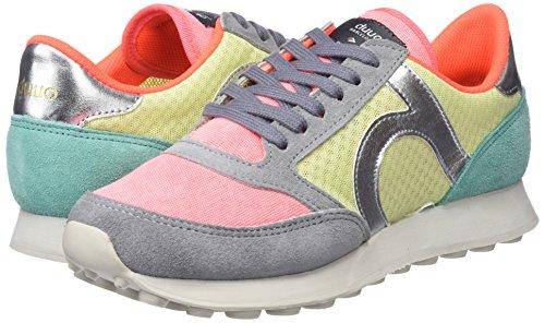 Donna multicolore Sneaker Colori Vari Prisa Duuo RwHqgg
