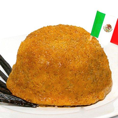 Mayan Fiesta Golden Rum cake, 4 ounce (Mexican Vanilla)