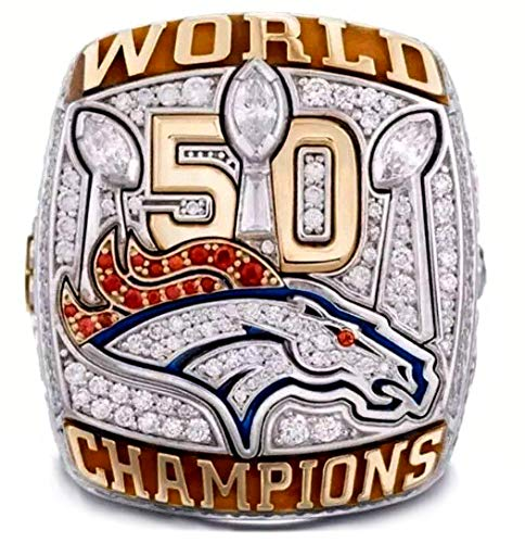 super bowl ring broncos - 7