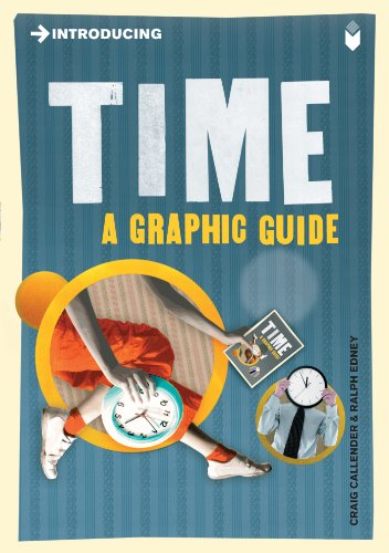 Introducing Time: A Graphic Guide (Introducing...) cover