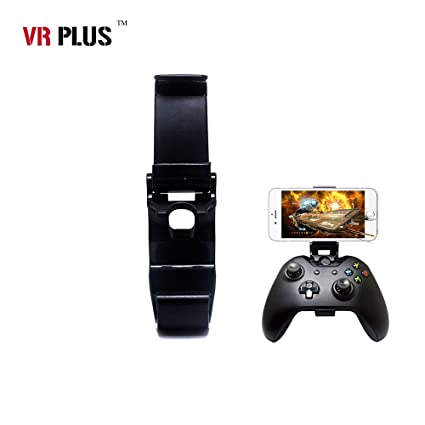 VR PLUS Xbox One Controller Phone Clip Smartphone Game Holder for iPhone  Samsung HTC LG Sony