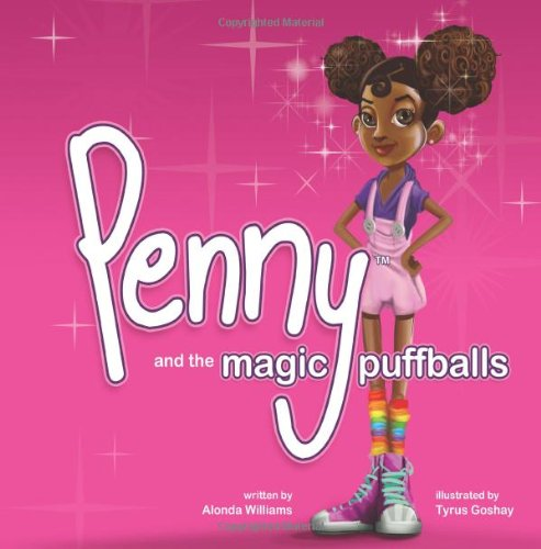 Penny Magic Puffballs adventures Puffballs