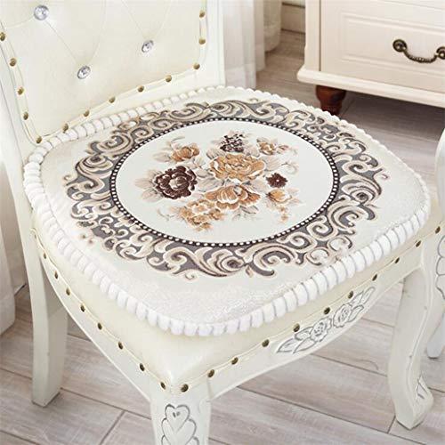 almohadillas para orejas de cojín para silla de hogar, cojines, cojines de asiento, cojines para silla de casa, almohadas...