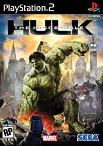 O Incrível Hulk – PlayStation 2