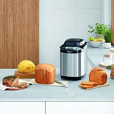 Panasonic SD-2512 - Panificadora de 550 W para Panes Sin Gluten ...