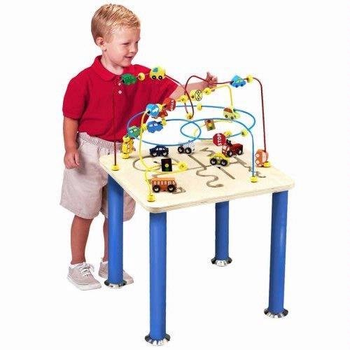 Anatex Traffic Jam Rollercoaster Table by Anatex