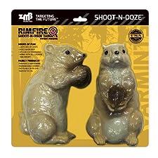 Shoot-n-ooze Prairie Dogs Rimfire bleeding Zombie Industries Hunting Shooting Rifle Targets