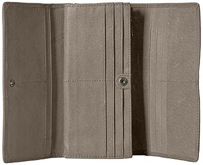 Liebeskind Berlin Women's Leoniew7 Leather Fold Wallet With Tab Wallet