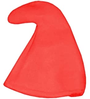 SMURF SMURFETTE GNOME ELF HAT 80/'S FANCY DRESS RED STAG HEN PARTY HAT