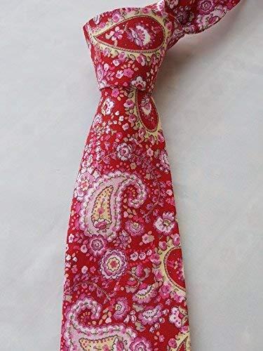 Corbata Rosa Fantasía hecho a mano hand made: Amazon.es: Handmade