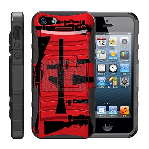 iphone 5 case gun - 3