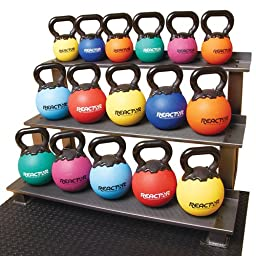 Champion Barbell Kettlebell Storage Rack
