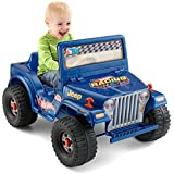 Power Wheels Hot Wheels, Jeep Wrangler, 6 Volt [Amazon Exclusive]