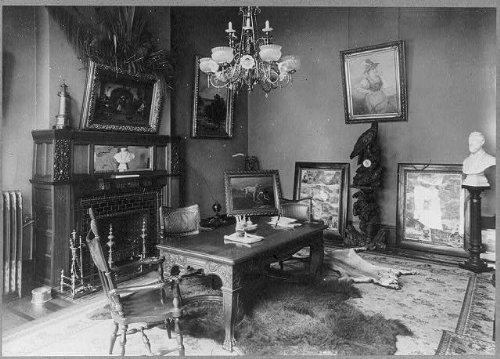 HistoricalFindings Photo: Director's Room,Schlitz Brewery,Milwaukee,Wisconsin,WI