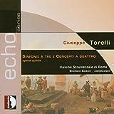 Torelli : Sinfoniae et Concerti. Sasso.