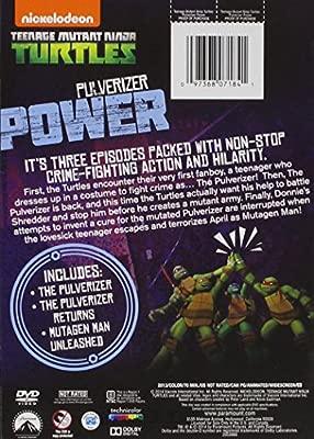 Teenage Mutant Ninja Turtles: Pulverizer Power Edizione ...