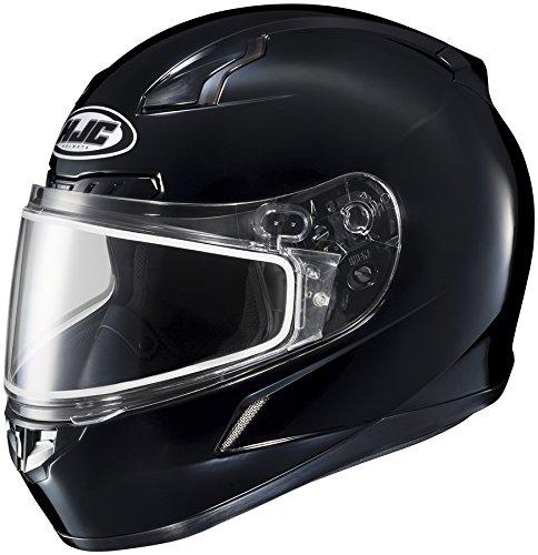 HJC Cl-17+ Black Snow Size:4XL Motorcycle Full-face-helmet