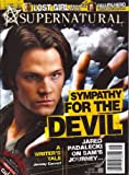 Jared Padalecki, Jeremy Carver, Alona Tal, Samantha Ferris - May, 2010 The Official Supernatural Magazine Issue #16