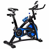 Eight24hours Bicycle Cycling Fitness Gym Exercise Stationary bike Cardio Workout Home Indoor