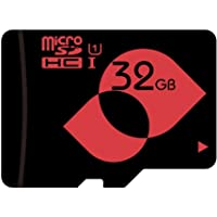 MENGMI micro SD Card 32GB SDHC Class 10 gopro memory card UHS-I speed up to 80MB/s 32gb tf card with SD Adapter for galaxy note (32GB U1)