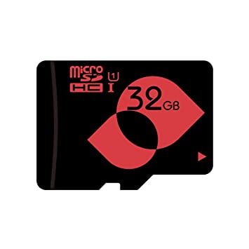MENGMI micro SD Card 32GB SDHC Class 10 tarjeta de memoria gopro UHS-I velocidad hasta 45MB / s 32gb tf card con adaptador SD para galaxy note (32GB ...