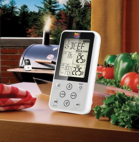 Maverick-ET-733-Long-Range-Wireless-Dual-Probe-BBQ-Smoker-Meat-Thermometer-Set