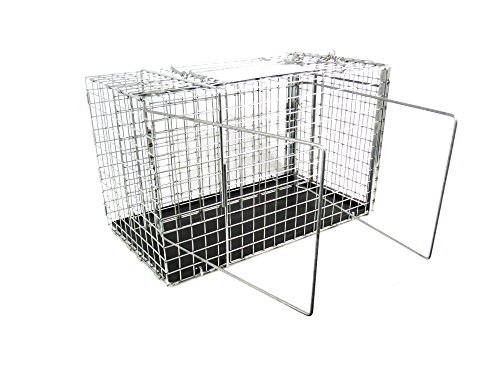 Tomahawk Live Trap Feral Cat Squeeze Cage by Tomahawk Live Trap