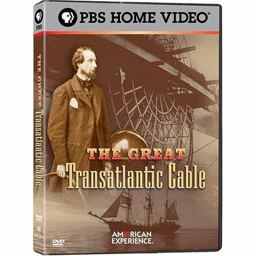 DVD : The Great Transatlantic Cable (american Experience) (DVD)
