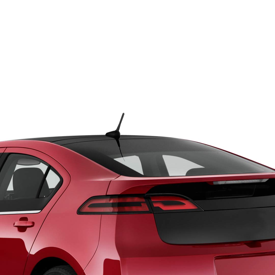 Maxracing Short Aluminum Antenna for Mazda Miata 2006-2018 Mazda MX5 2006-2019