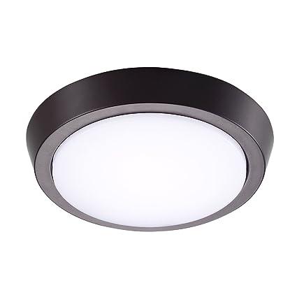 Getinlight 7 inch flush mount led ceiling light with etl listed getinlight 7 inch flush mount led ceiling light with etl listed bright white 4000k aloadofball Choice Image
